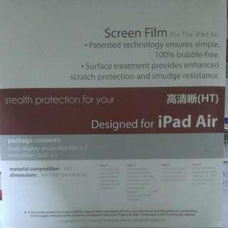 Mooke高清晰 螢幕保護貼 iPad air iPad air2