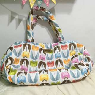 VOVAROVA 空氣週末旅行袋-彩色鬱金香