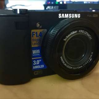 Samsung EX2F Smart Camera