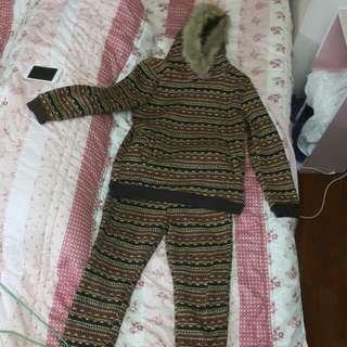 冬季休閒套裝