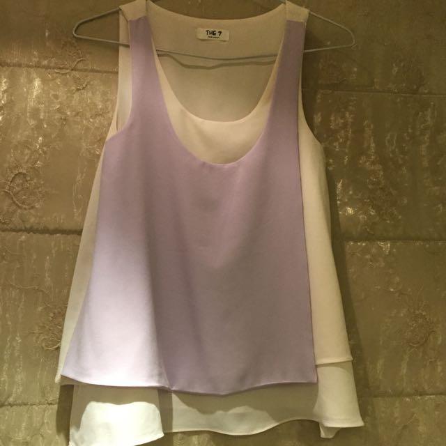 韓系撞色衣(韓國購入)
