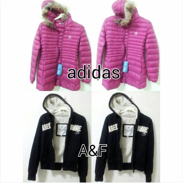 Adidas羽絨外套
