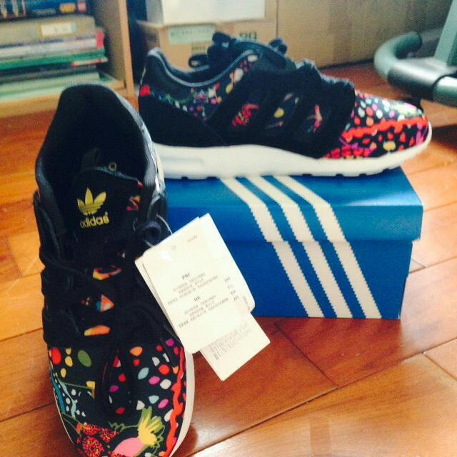 超級降價!!Adidas zxflux 500 2.0