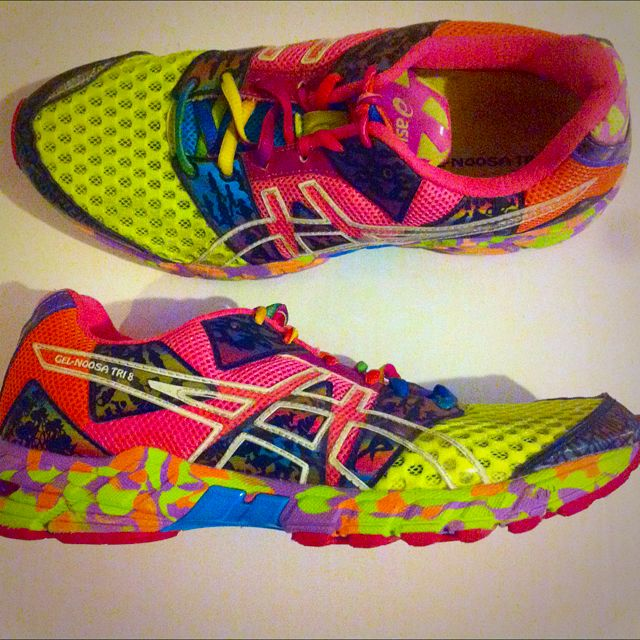 Asics Gel Noosa Tri 8 Running Shoes