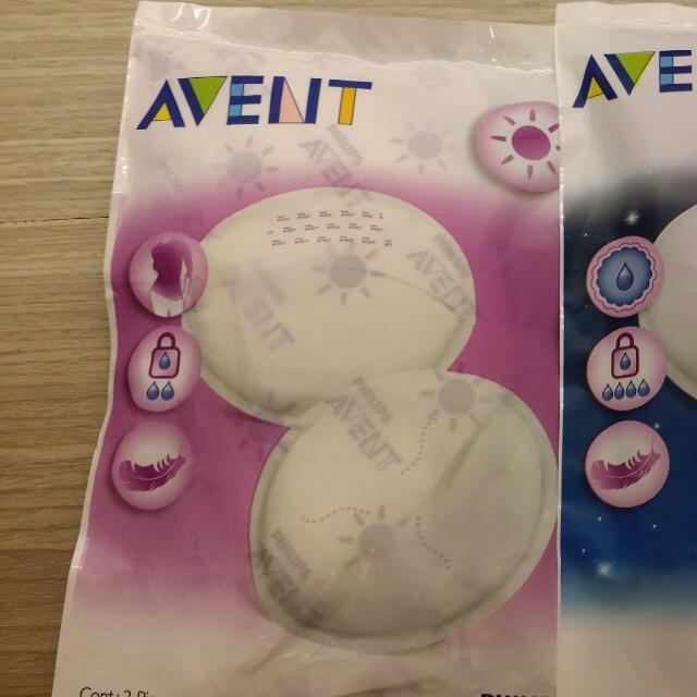 ♡新安怡Avent♡新品試用包。日用/夜用溢乳墊