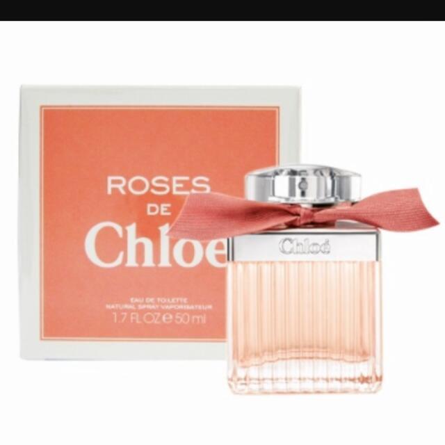 Chloe 玫瑰淡香水