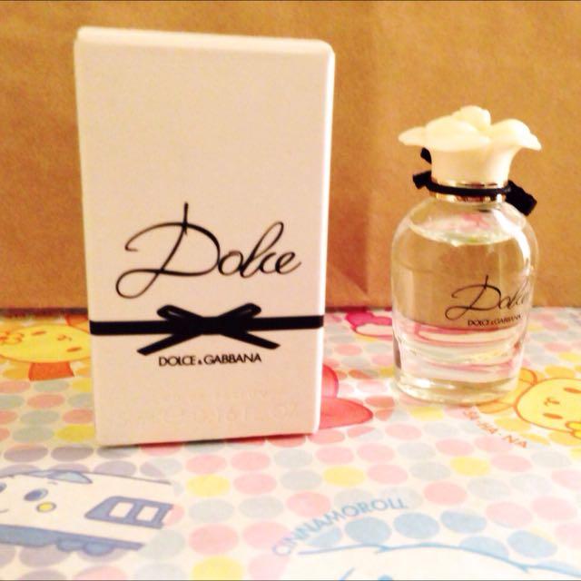 Dolce & Gabbana 甜蜜 女性淡香精(迷你香水)