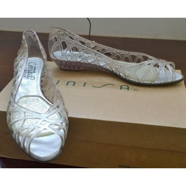 巴西Grendha透明橡膠鞋