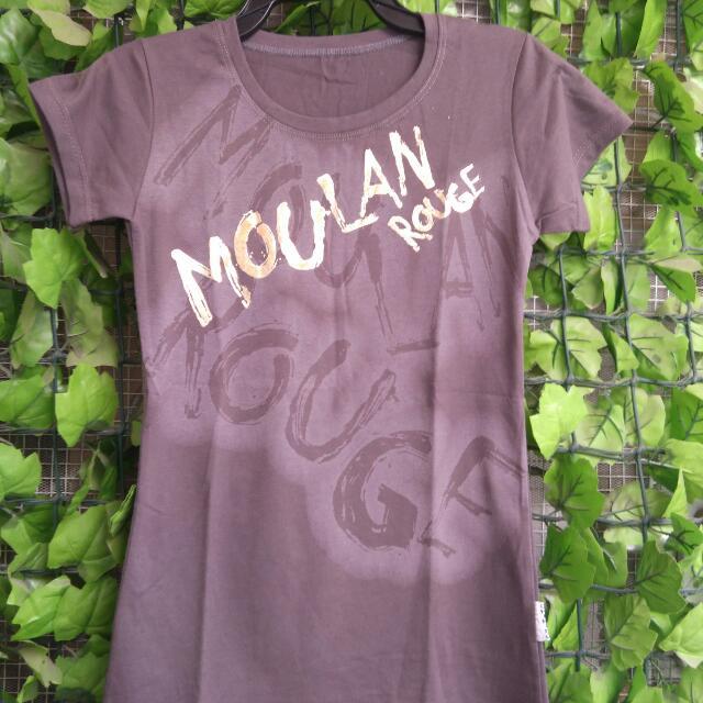 Moulan Rouge Tee