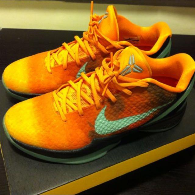 Nike Kobe VI Sunset All-Star 日落Kobe 6
