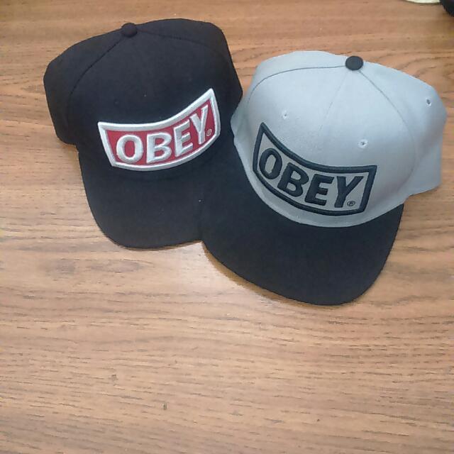 OBEY帽