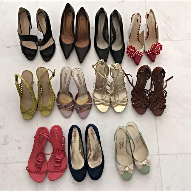 preloved designer shoes