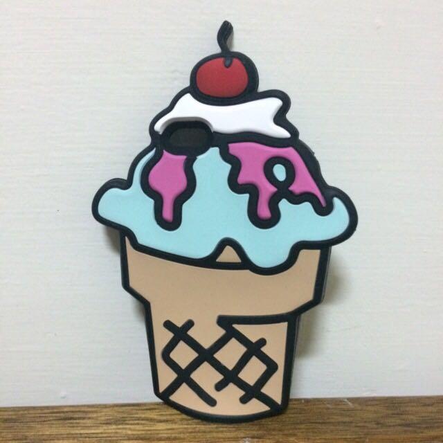 (含運)英國Skinny Dip冰淇淋手機殼