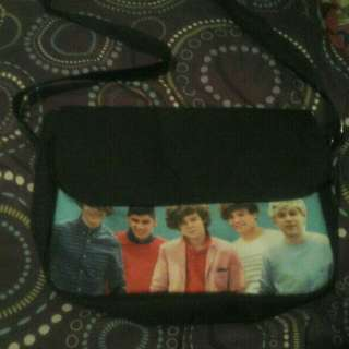 Laptop One Direction Bag