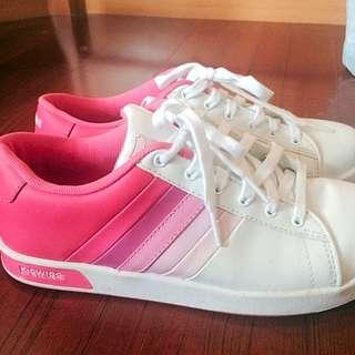 K Swiss👧🏼粉色漸層女鞋