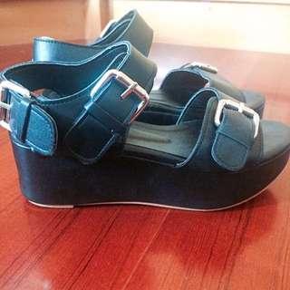 韓貨🇰🇷厚底涼鞋