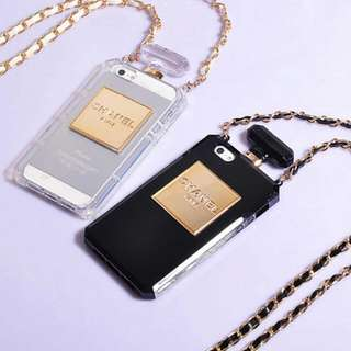 Chanel No. 5 Phone Cover For Iphone 5/5s