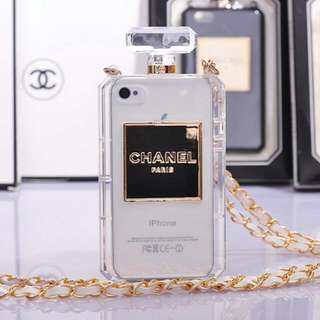 Chanel No. 5 Phone Cover
