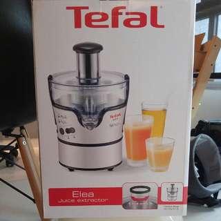 (Reserved) BNIB Tefal Fruit Juicer