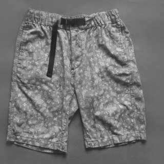 GU變形蟲短褲