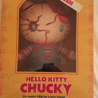Hello Kitty Chucky