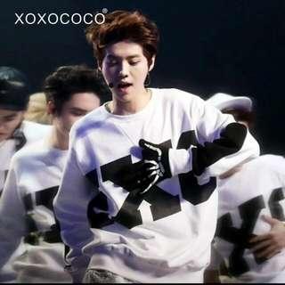現貨x1 EXO 歌謠大戰 打歌服 應援服