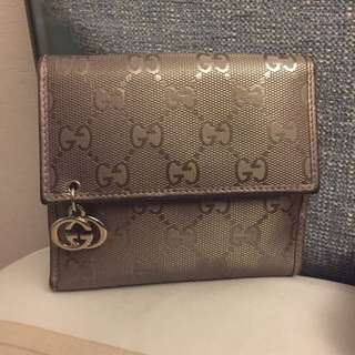 Preloved Authentic Gucci Wallet