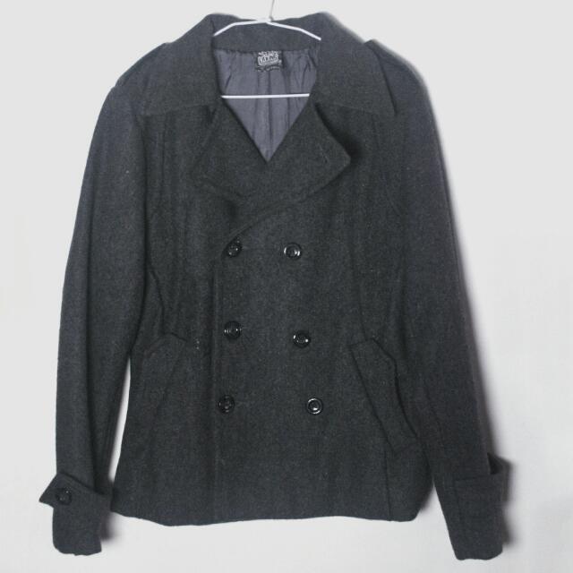 雙排扣外套