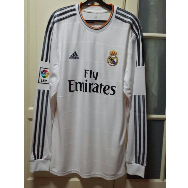 the best attitude 9f3cb b459a Adidas Real Madrid Cristiano Ronaldo Home Jersey 2013/14 ...