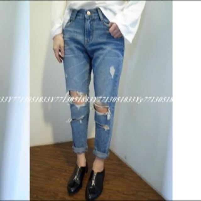 BF牛仔褲