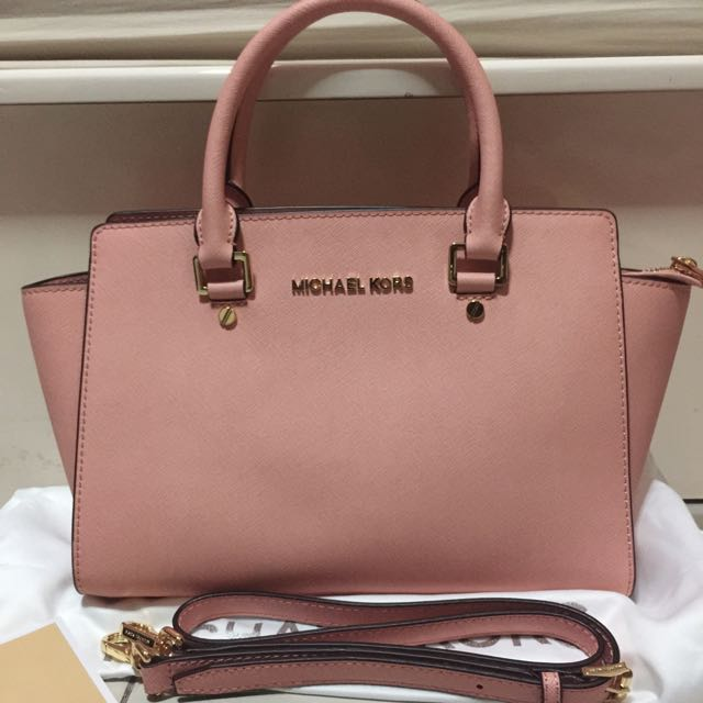 e55d953c6f ... BN Auth Michael Kors Selma Medium Bag In Blossom