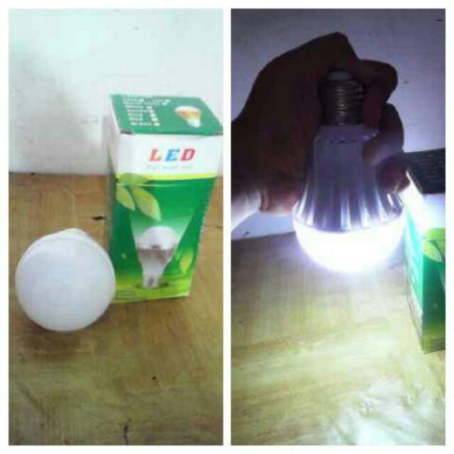 Bohlam LED 7 Watt