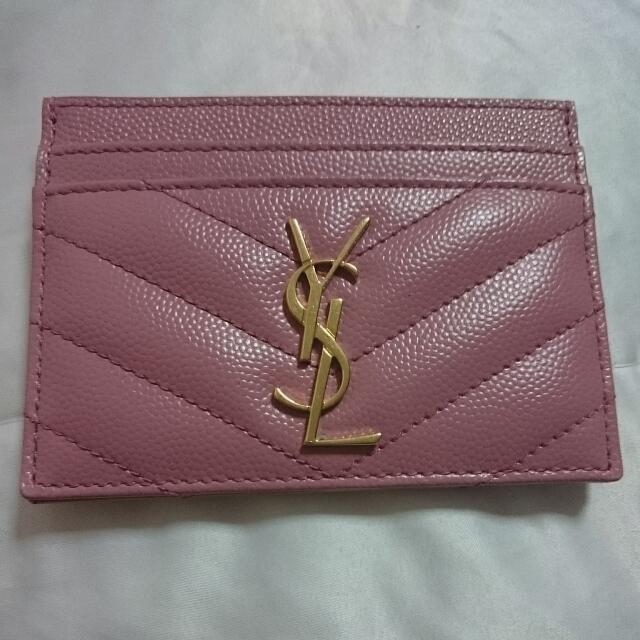 check out 3b765 36b5d Reduced Pricing ! (non-nego) BRAND New YSL Cardholder