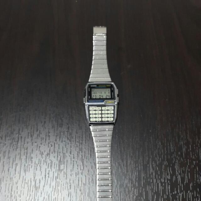 Casio 鋼錶