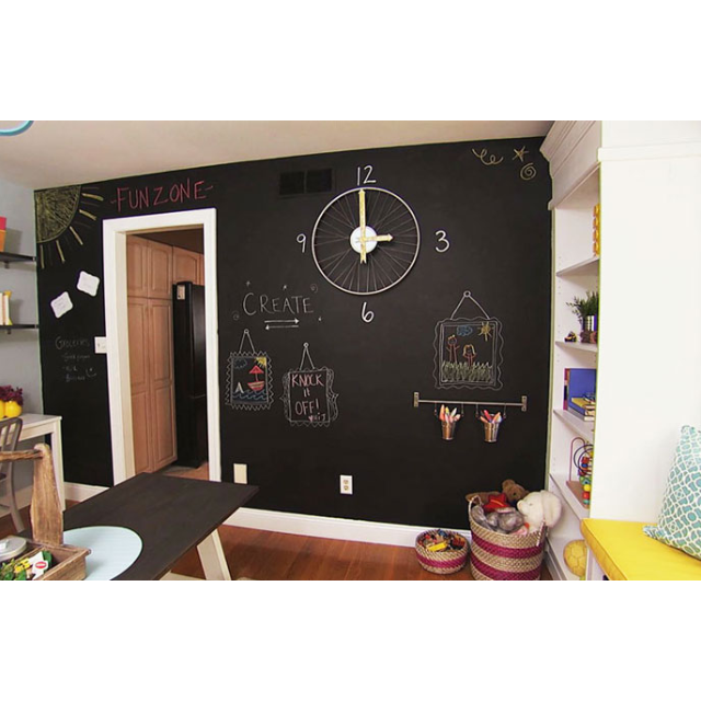 Chalkboard Wall Decal Vinyl Sticker Decor Home Furniture On Carousell