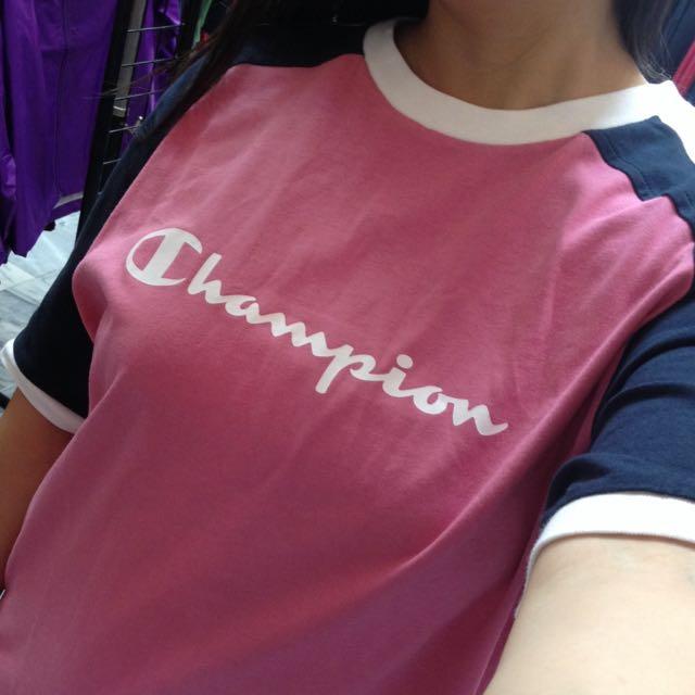 🎀粉紅Champion ®全新正版
