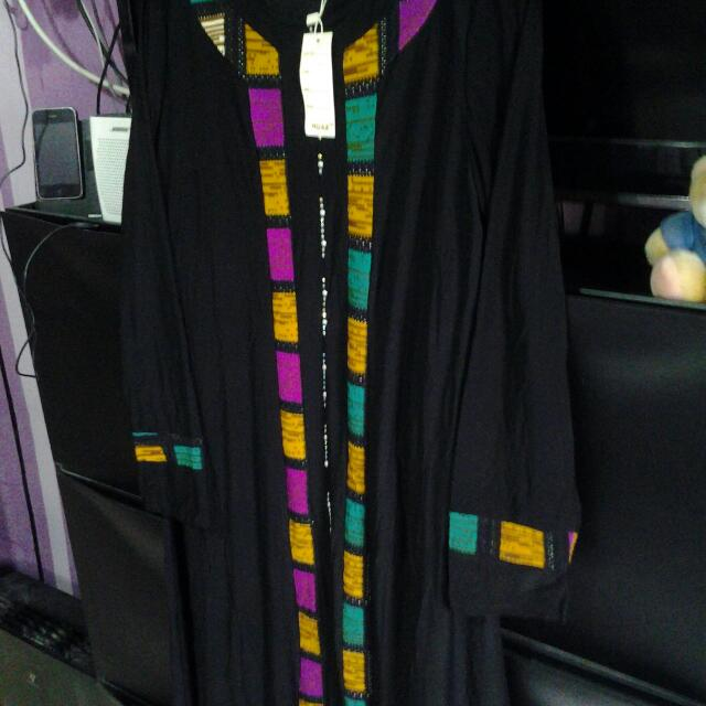 Cheap Brand New Long Dress(jubah)