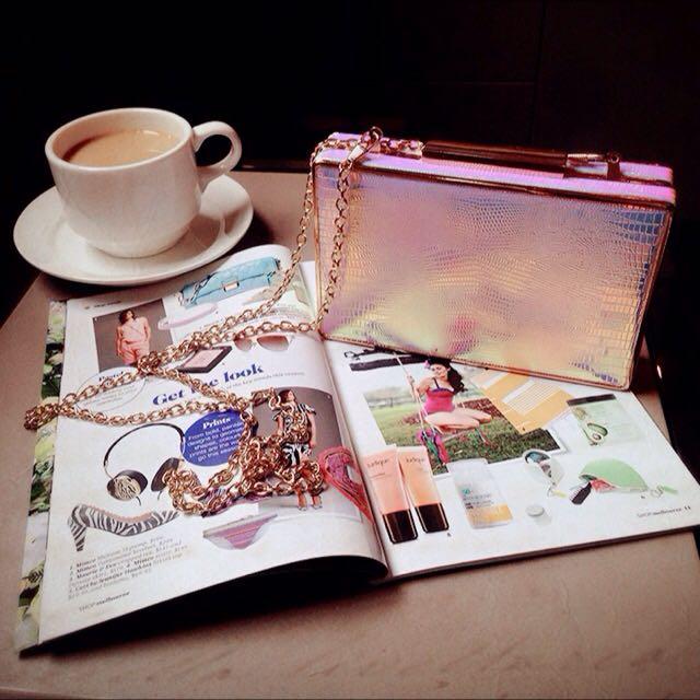 澳洲專櫃品牌Colette小方包