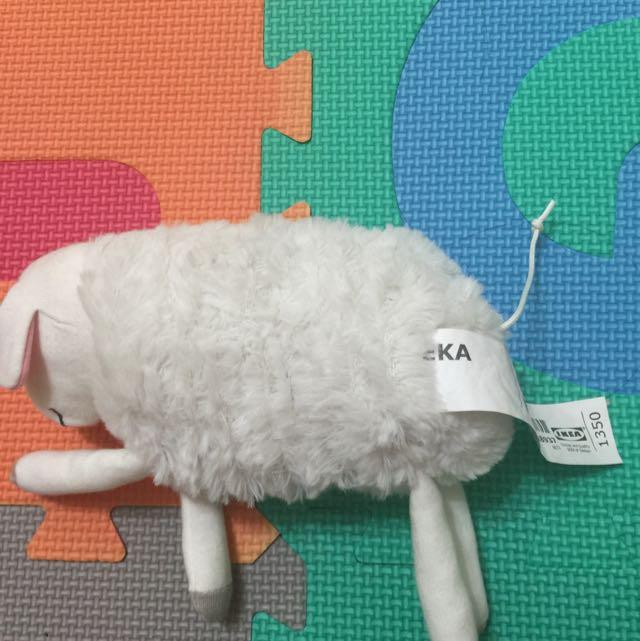 IKEA 音樂綿羊安撫小物
