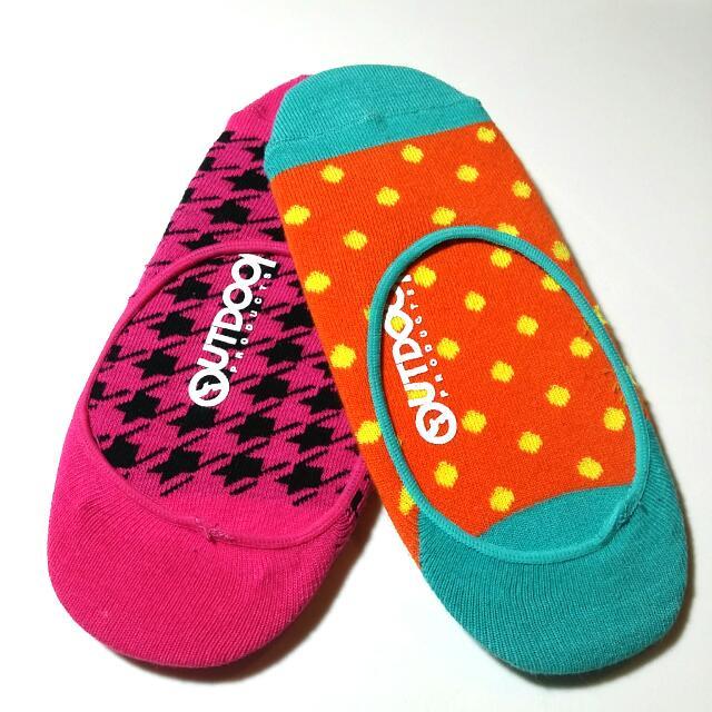 Outdoor隱形襪
