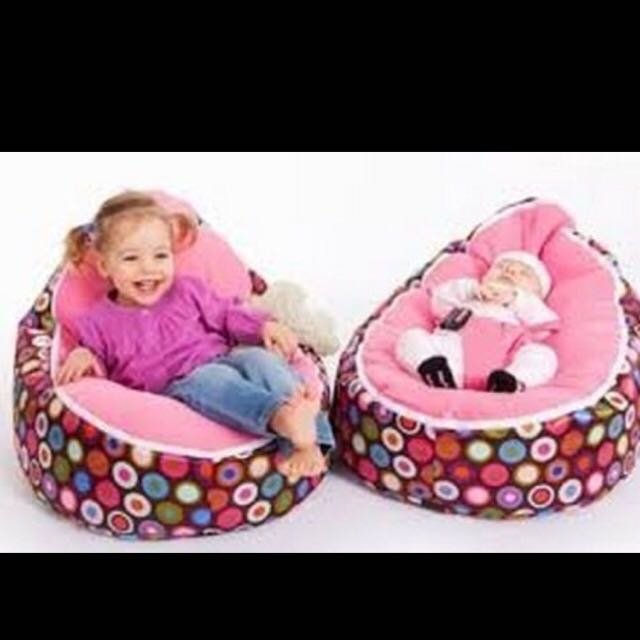 Fantastic Preloved Baby Bean Bag Babies Kids On Carousell Gmtry Best Dining Table And Chair Ideas Images Gmtryco