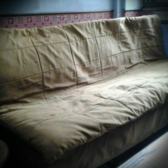 Used Sofa Single Bed
