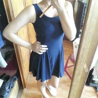 背心內搭連身裙