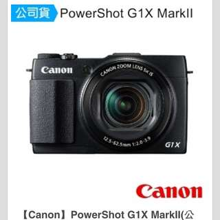 canon|power shot G1X|翻轉 自拍 類單 入手款