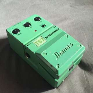 Ibanez TS7 Tubescreamer Overdrive (Limited Edition)