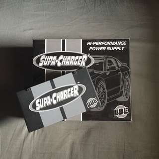 (Guitar) BBE Supa-Charger Power Supply (Cioks, Pedal Power, Fuel Tank)
