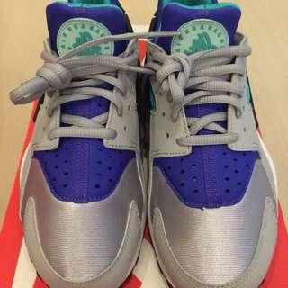 Nike Air Huarache 葡萄 昆凌款