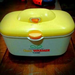 《Combi》康貝 濕紙巾加熱器