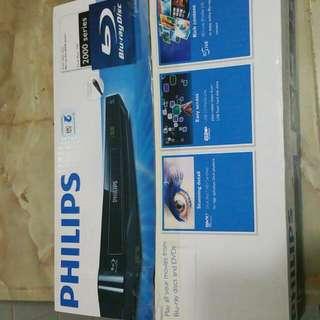 Philips Bluray / DVD player