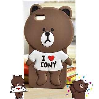 熊大手機殼 Note 2